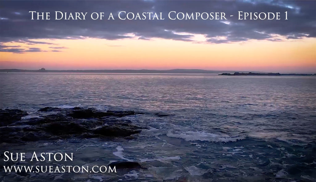 Diary of a Coastal Composer Episode 1