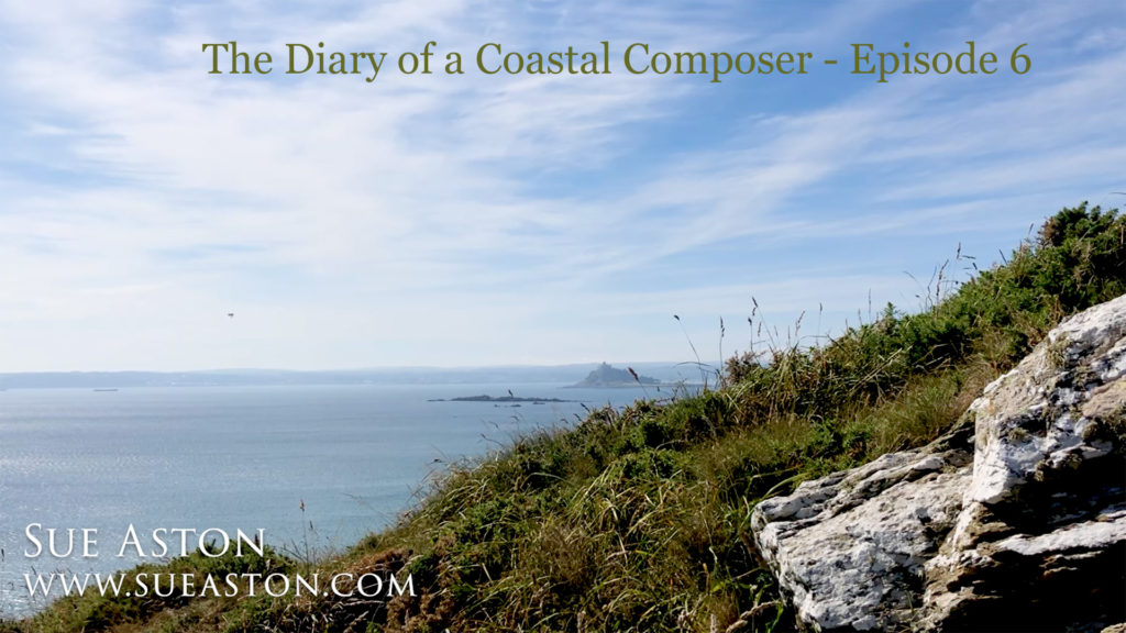 The Diary of a Coastal Composer in Cornwall