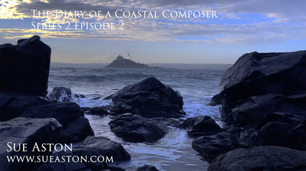 Sue Aston Diary of a Coastal Composer Cornwall