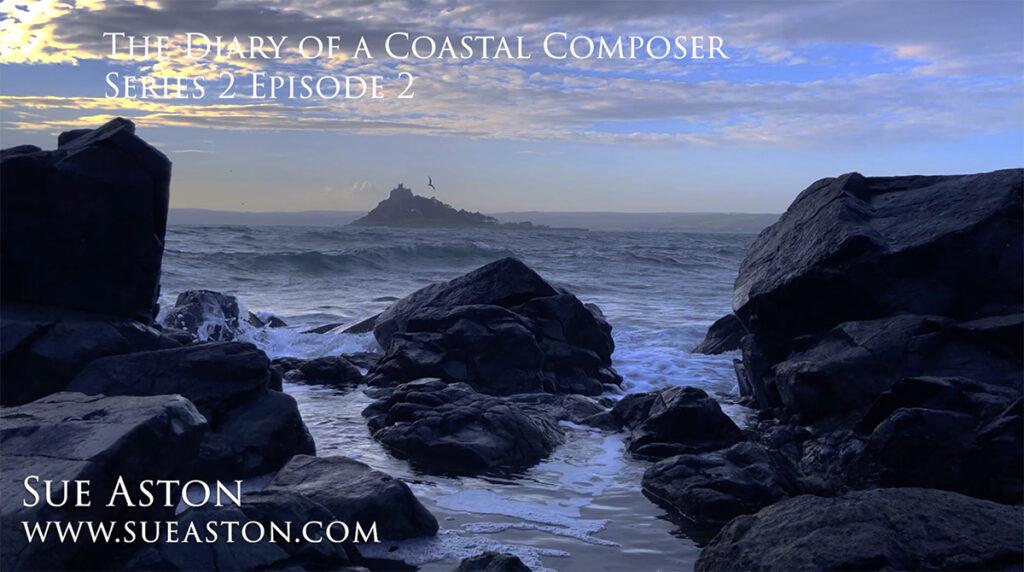 Sue Aston Diary of a Coastal Composer Cornwall